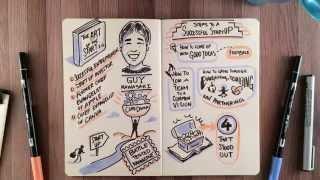 """The Art of The Start 2.0"" by Guy Kawasaki book summary"