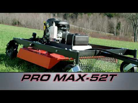 Product Video, 52 Inch PRO-MAX Field and Brush Mower