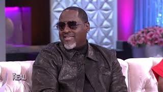 PART TWO: Johnny Gill on New Edition, Tiffany Haddish, and More