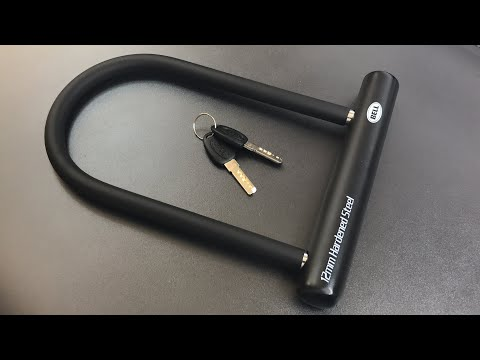 "[654] Bell ""Catalyst 300"" Bike Lock Picked"