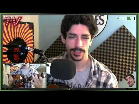 Guitar Chord Lessons [#5]: 'Am/Am7'