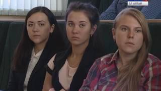 Сотрудники СУСК по РА ответили на вопросы студентов ГАГУ