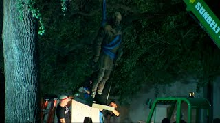 UT-Austin Confederate Statues Removed