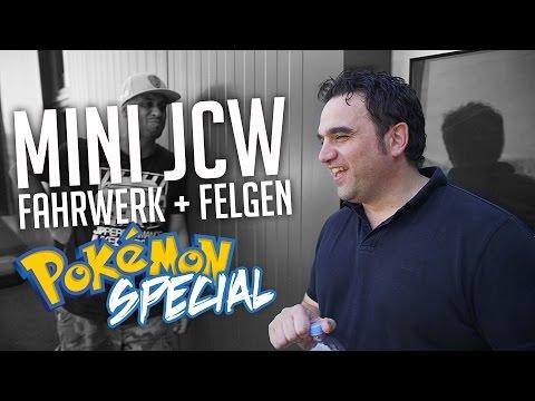 JP Performance - MINI John Cooper Works | Fahrwerk + Felgen | Pokemon Special