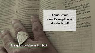 O Evangelho do dia  18-02-2020