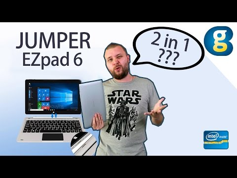 Jumper EZpad 6 Review. Will you choose it over Surface Pro?