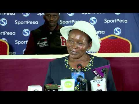 SportPesa: SportPesa Mega Jackpot Florence Machogu