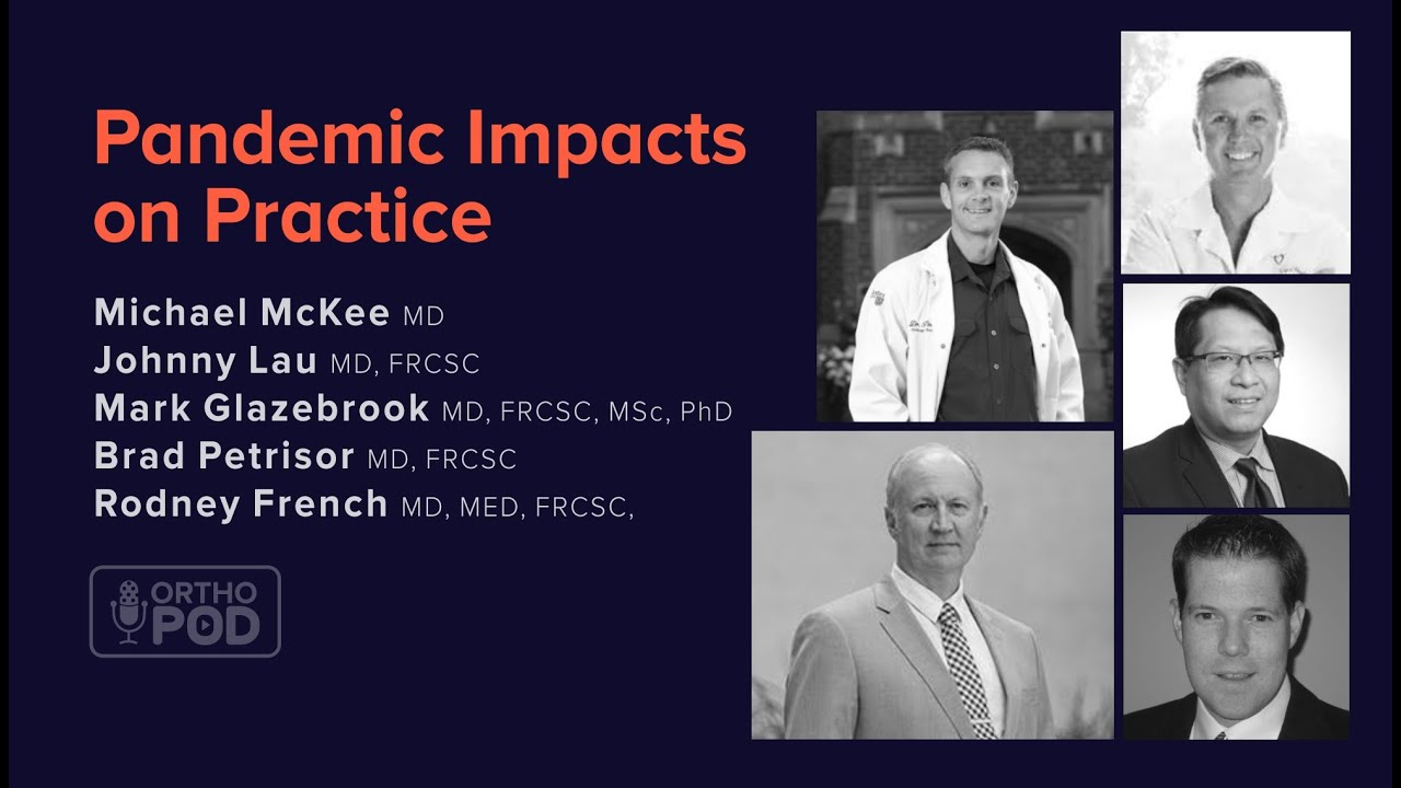 Pandemic Impacts on Practice