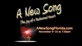 Promo for Florida NET Series—A New Song: The Joy of a Redeemed Heart