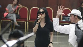 Persiapan Terkahir Inces Syahrini Jelang Konser Journey of Syahrini