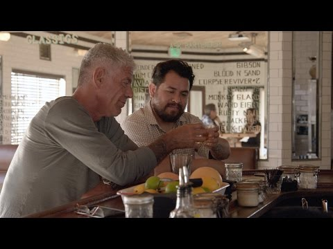Raw Craft with Anthony Bourdain - Episode Ten: Cobblers
