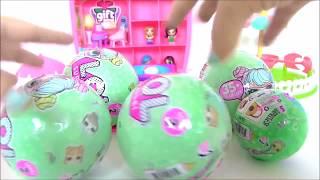 Куклы Лол #LOL Surprise Сюрпризы ЛОЛ #Видео для девочек! Мультик с игрушками! Гостиница для кукол