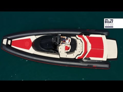 [ENG] SACS STRIDER 11 ABT SPORT MASTER LIMITED EDITION - Sport Rib Review - The Boat Show