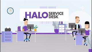 Halo Service Desk video