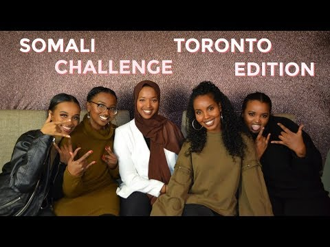 SOMALI CHALLENGE TORONTO EDITION, IT'S #SHLITTY