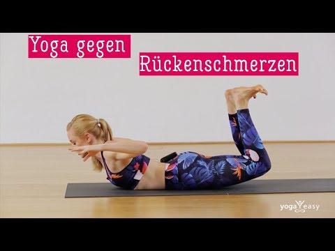 Übungen für den Rücken, damit es nicht schaden