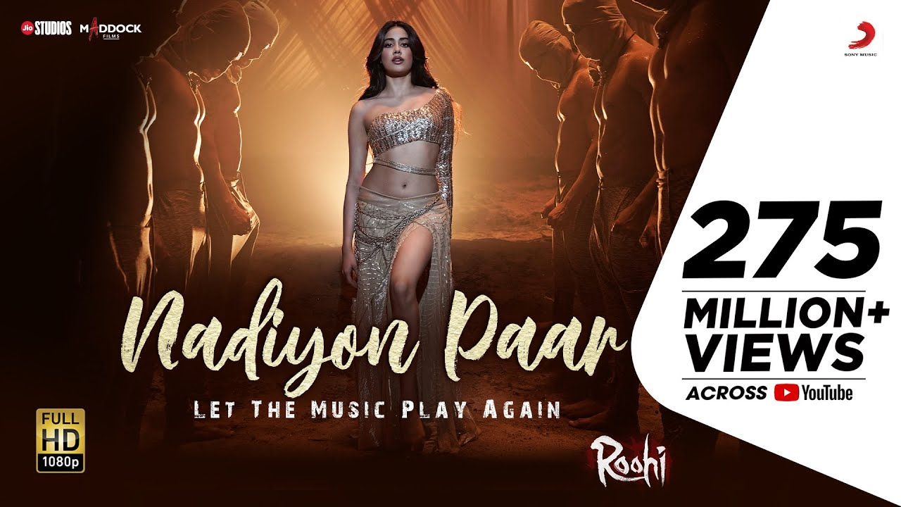 Nadiyon Paar Roohi | Janhvi | Sachin-Jigar | Rashmeet, Shamur, IP Singh - Shamur, Rashmeet Kaur , IP Singh, Sachin- Jigar Lyrics in hindi