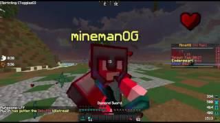 MineHQ KitMap w/ Friends
