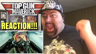 Top Gun 2 Maverick Trailer Reaction!!!