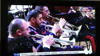 Fanfare in Concerto 2017 - TGcom24
