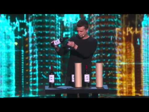 America's Got Talent 2015 Mat Franco Special Guest Quarter Final 1 (видео)