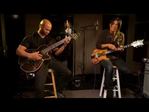 Kevin Eubanks & Stanley Jordan - Morning Sun - from Duets online metal music video by KEVIN EUBANKS