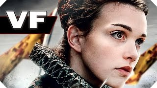 MARY REINE D'ECOSSE Bande Annonce VF (Romance, Drame - 2016)