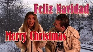 Merry Christmas by Claudia & Martín !!