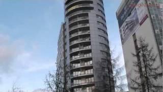 preview picture of video 'Kraków Salwator Tower od zaplecza'