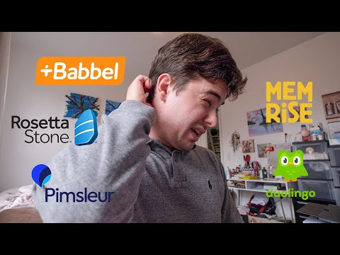 Polyglot Reacts to Popular Language Learning Apps