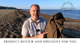 Country Innovation | Raptor Waistcoat Review