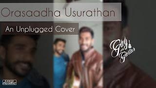 Tamil Guitar Unplugged Cover   Orasaadha Usurathan (7up Gig)
