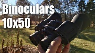 10x50 Porro Prism Binoculars by NexGadget Review