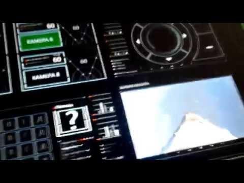 Старт космического корабля Союз-1 с космодрома Байконур