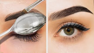 25 BEAUTY HACKS THAT WILL SAVE YOUR TIME | Kholo.pk