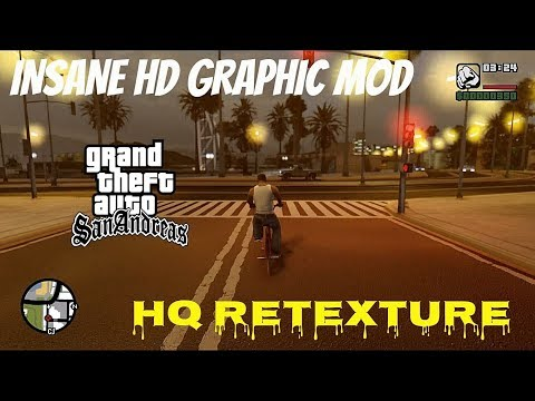Download Gta San Andreas Remastered Pc Hq Textures And Hd Graphic
