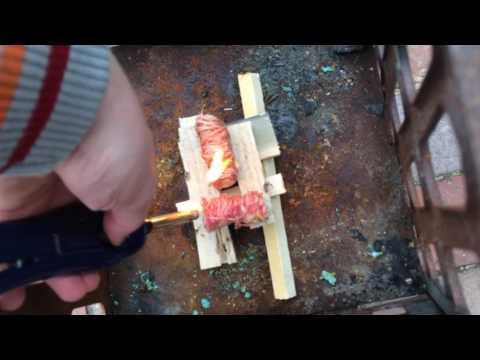 Wie zünde ich Holz in Feuerschale oder Feuerkorb einfach und schnell an?