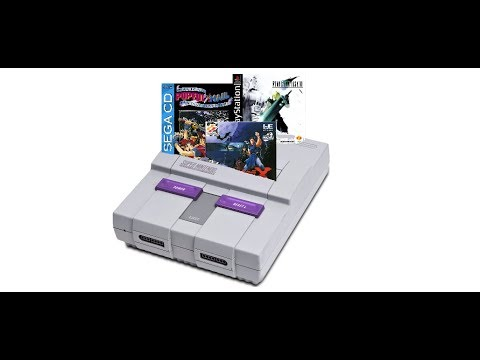 How to play PS1, Sega CD, TurboGrafix-16/PC Engine CD Games on the SNES Classic (Tutorial)