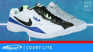 Nike Court Lite Clay Men's Tennis Shoes video