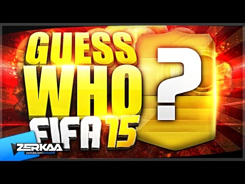 50K PACKS | GUESS WHO FIFA WITH SIMON