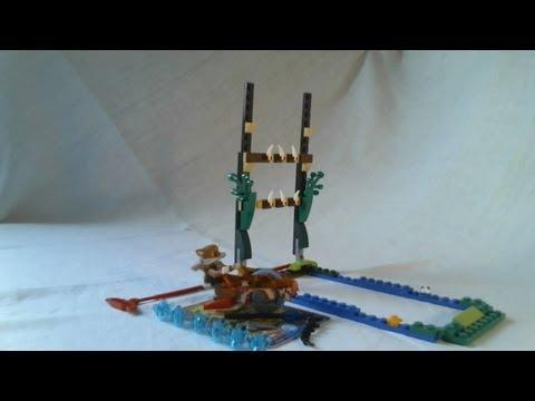 Vidéo LEGO Chima 70111 : L'ultime saut