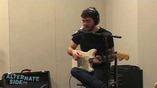 """The Antlers - """"Shiva"""" (Live at WFUV)"""