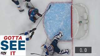 GOTTA SEE IT: Nazem Kadris Buzzer Beater Stands As Game-Winning Goal For Avalanche