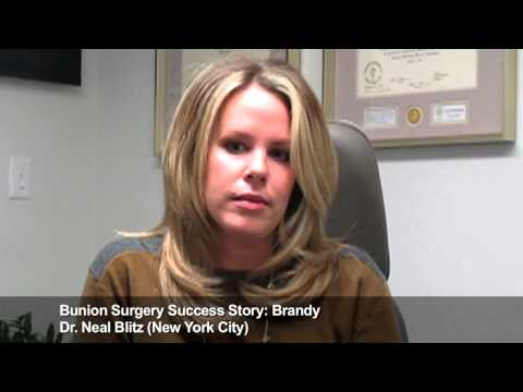 Brandy: Bunion Surgery