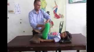Physiotherapy Technique for Dyskinetic (Athetoid) Cerebral Palsy