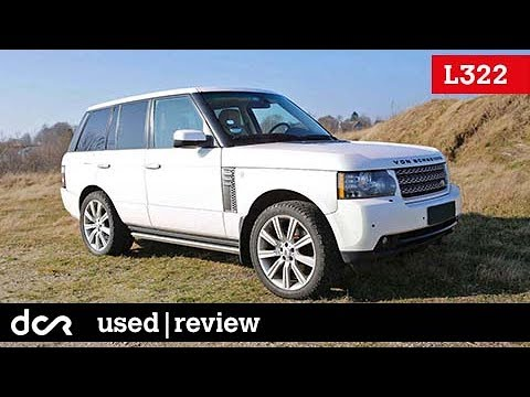 Buying a used Range Rover L322 - 2002-2012, Buying advice with Common Issues
