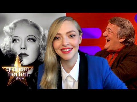 Amanda Seyfried a Stephen Fry o filmu Občan Kane