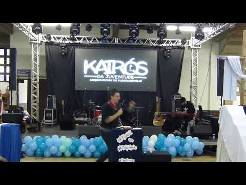 Kairós da Juventude 2018 | 4ª Pregação: Luan A. Chiuchi