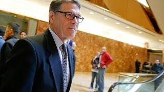 Ex-governador do Texas Rick Perry vai comandar Energia dos EUA