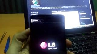 FIX] Unbrick LG G3 stuck in Qualcomm HS-USB QDLoader 9008